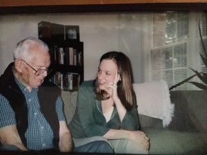 Grandpa and Valerie